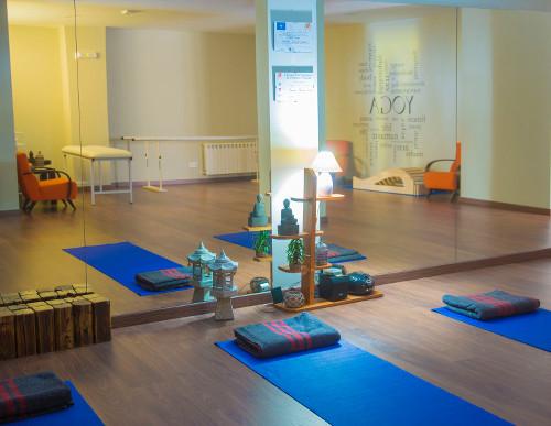 Yoga Clínica Salva